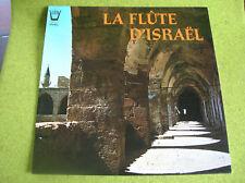 LP LA FLUTE D'ISRAEL-GREENBAUM-REGNIER-ARION 33237