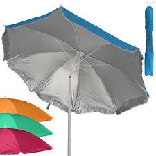 156cm Strandschirm Sonnenschirm Gartenschirm Sonnenschutz Tasche Schirm Strand