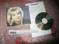 CD Schlager Uta Bresan - Ich wünsch mir mehr (3 Song) MCD  POLYDOR + press kit