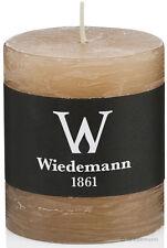 4 Stumpen Kerzen Rustikal 85x88mm durchgefärbt 1.Wahl von Kerzen Wiedemann GmbH