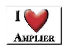 MAGNETS FRANCE - CENTRE SOUVENIR AIMANT I LOVE AMPLIER (PAS DE CALAIS)