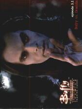 2001 Buffy the Vampire Slayer Season Five Non Sport - Choose Your Cards