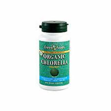 Chlorelle Organique 300 Tablettes par Green Foods Corporation