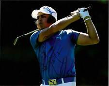 Rickie Fowler Pga Golf Signed 8X10 Photo W/Coa #1