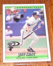 2001 Donruss Rookie Reprint RR39 Jeff Kent /1992 *A1