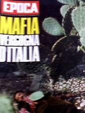 Epoca 1077 1971 Mafia vergogna d'Italia