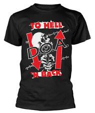 """DOA. """"al infierno 'n Volver' T-Shirt-Nuevo Y Oficial!"""