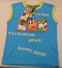 Canotta Looney Tunes Taz Daffy Bugs Bunnies