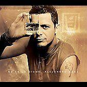 No Es Lo Mismo (Special Edition) [Remaster] by Alejandro Sanz (CD, Mar-2007,...