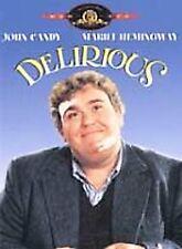 Delirious  DVD John Candy, Mariel Hemingway, Emma Samms, Raymond Burr, Dylan Bak