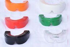 GUM SHIELD MOUTHGUARD, Pugilato, Rugby e vari colori e taglie disponibili