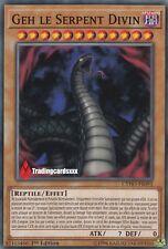 ♦Yu-Gi-Oh!♦ Geh le Serpent Divin (Divine) : CYHO-FR092 -VF/Commune-