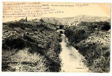 CPA 13 Bouche du Rhône Orgon Tunnel du Canal des Alpines