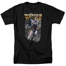 Wonder Woman Wonder Slice DC Comics Licensed Adult T Shirt