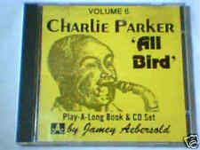 CHARLIE PARKER A ll bird Vol. 6  cd USA