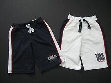 TOMMY HILFIGER Little Boy's USA Knit Cotton Shorts Sz 2T