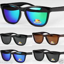 Mens Womens Active Sports Sunglasses POLARIZED lens Square  Keyhole Shape