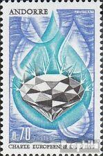Andorra-Französische Post 217 (kompl.Ausg.) postfrisch 1969 Wasserschutzabkommen