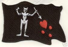 PAINTBALL BLACKBEARD PIRATE PATCH Sticker spyder dye
