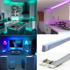 Barra led RGB multicolor SMD 5050 12V alta luminosità 12 W/Mt 60 LED/mt