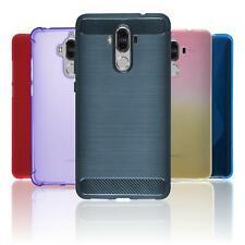 Coque De Protection Pour Huawei Mate 9 & Huawei Mate 9 Pro + Films De Protection