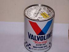 Vintage, Full 1 QT von Valvoline High Perfomance Racing Motor Öl, SAE 20W-50