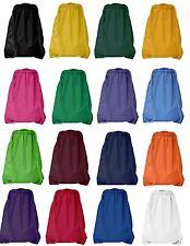PEACHES PICK Drawstring Backpack Cinch Sack School Gym Soccer Tote Bag Sport Pac