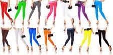 WET LOOK Winter Warm Thick & Heavy Full Length Neoprene Leggings Trouser WP