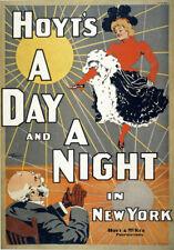 TZ9 Vintage Hoyts Musical Theatre Poster Art A1 A2 A3