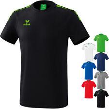 Erima Essential 5-C T-Shirt Fitness Training Sport Jogging Laufen Running