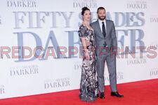 Jamie Dornan & Dakota Johnson (9), Fifty Shades, Picture, Poster, All Sizes
