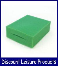 Oase Biotec 5.1/10.1 Replacment Fine Filter Foam GREEN