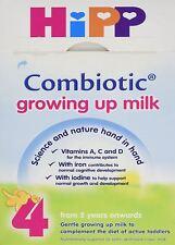 Hipp Organic Growing Up lait de 2 ans 600 g