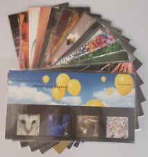 2000 Royal Mail pacchi presentazione COMMEMORATIVA. venduta separatamente & come Set anno.