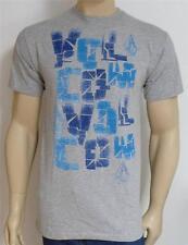 Volcom Stone Explosion Tee Mens T-Shirt Grey Heather T-Shirt New NWT