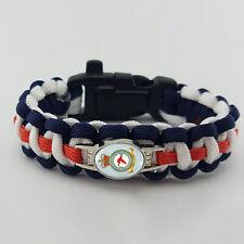 RAF Coningsby Badged Survival Bracelet Tactical Edge. RAFCBY