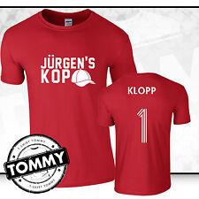 Liverpool FC Jurgen Klopp T-Shirt, T-shirt Tommy, Jürgen'S Klopp - TShirt