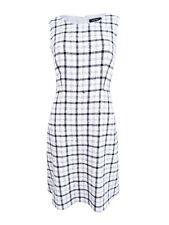 Nine West Women's Plaid Dress
