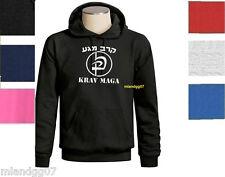 Israeli Krav Maga  Hoodie IDF Israel Martial Art Combat Sweatshirt  SIZES S-3XL