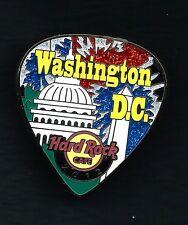 Hard Rock Cafe WASHINGTON D.C. Postcard Pick Series Pin. (PPP)