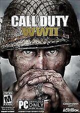 Call of Duty: World War 2 PC  New