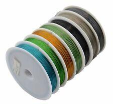 Tiger Tail Coloured Beading Wire 100m Jewellery Trinket Decoratiom Making Thread