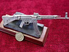 WW2 MP44 Pewter Deskpiece Display