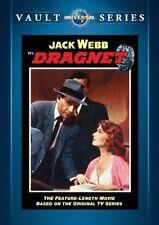 Dragnet (1954) Movie DVD - Jack Webb, Ben Alexander, Richard Boone, Ann Robinson