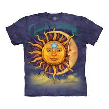 The Mountain Sun Moon Adult Unisex T-Shirt