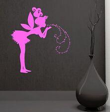 Wall Decal Fairy Tale Teen Girl Magic Art Room Vinyl Stickers (ig2868)