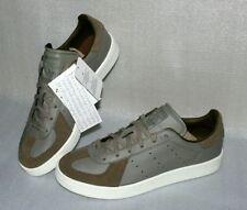 Adidas BZ0508 BW Avenue Herren Schuhe Leder Boots 40 bis 44,5 Oliv Grün Creme