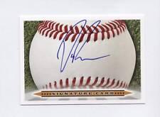 Drew Pomeranz AUTO Card 2011 Cleveland Indians