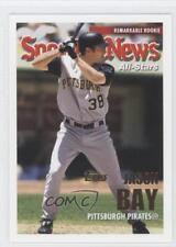 2005 Topps #729 Jason Bay Pittsburgh Pirates Baseball Card
