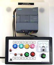 Siemens S7 1200 PLC Trainer, ANALOG  ((NO Software))